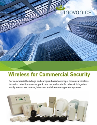 Inovonics Depliant Security 02 27 18