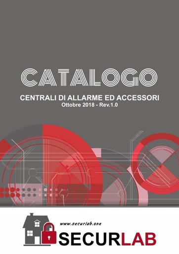 Catalogo Securlab 10-2018_Rev.1.0