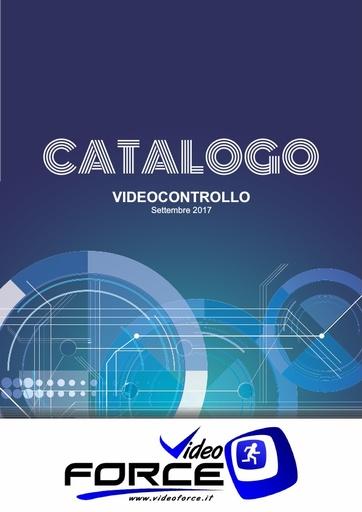 Catalogo Videoforce 09 2017